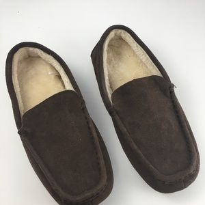 Other - Men's New Size 8 Slip On Moccasin Slippers